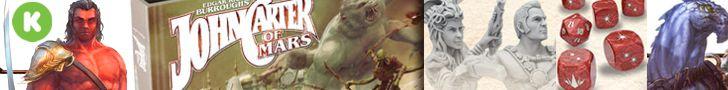 Support on Kickstarter: John Carter of Mars