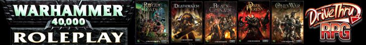 Purchase from DriveThruRPG: Warhammer 40,000 Wrath and GLory